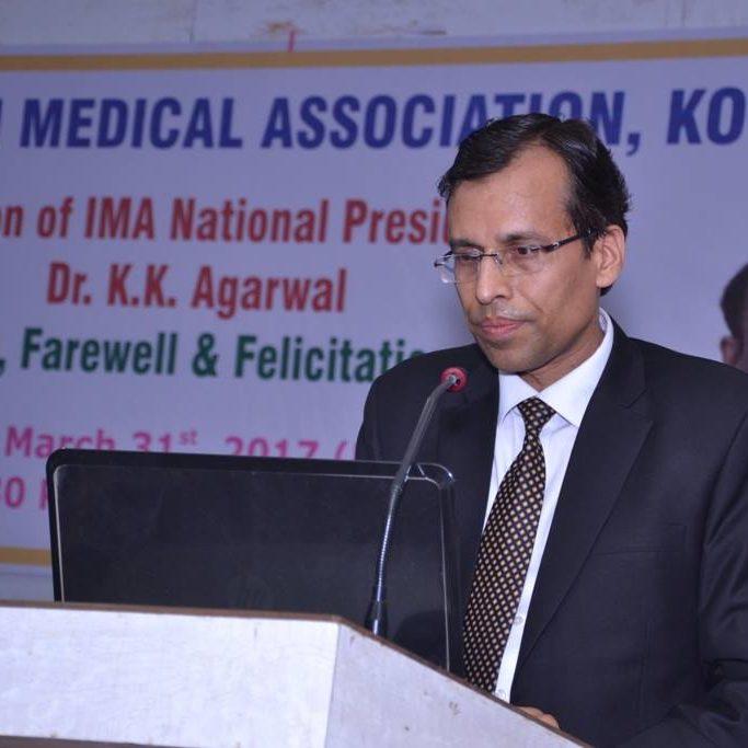 DR Pandey